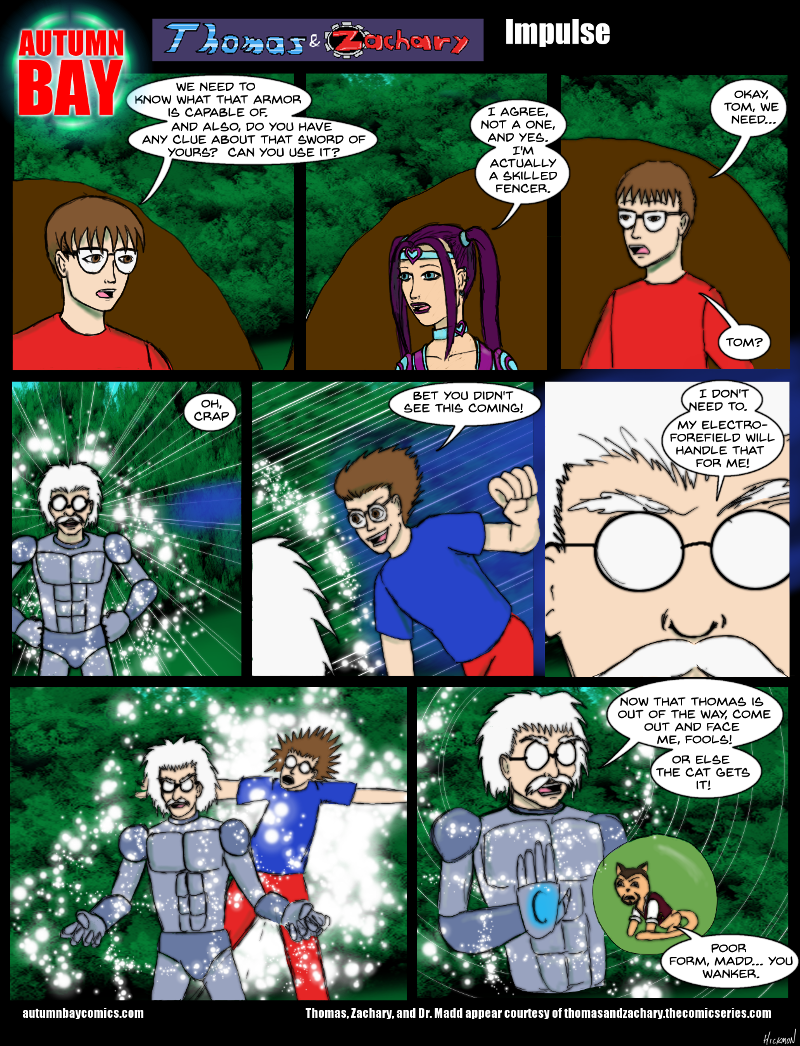 The Halloween Caper (2014) part 11